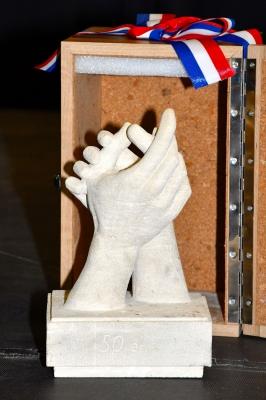 Ein symbolträchtiges Geschenk für den Verein