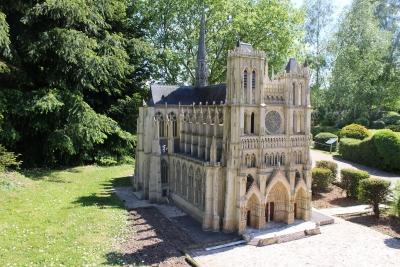 Notre Dame - in klein