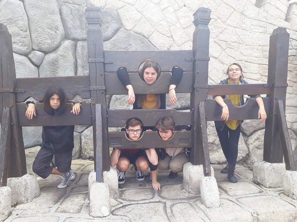 Besuch eines Mittelalterfestivals